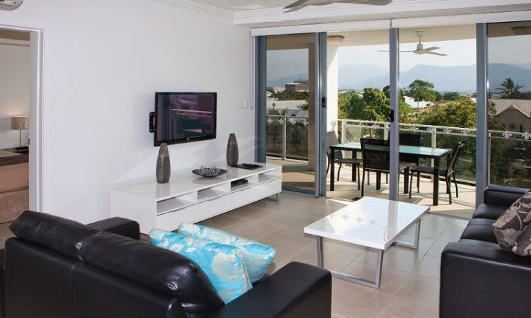 2 Bedroom Standard Apartment Vision Cairns