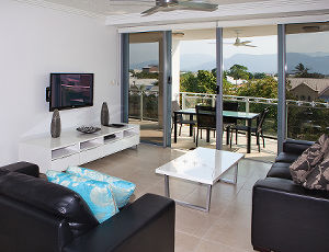 Cairns Holiday Apartments 2 bedroom standard