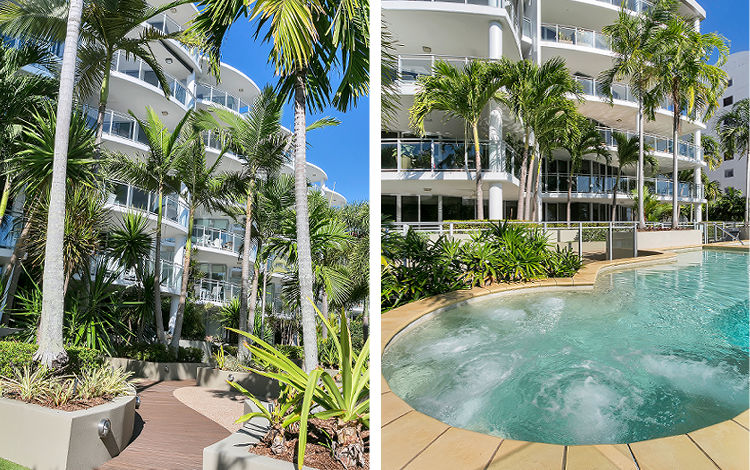 Vision Luxury Apartment Accommodation Cairns